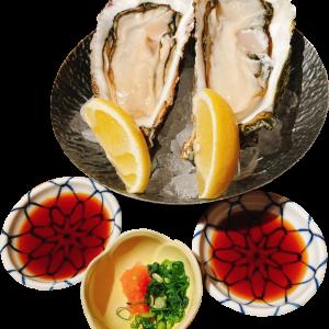 久しぶりに牡蠣料理を堪能しました~中野 炙屋