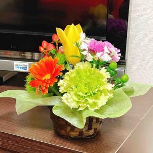 お花のある生活
