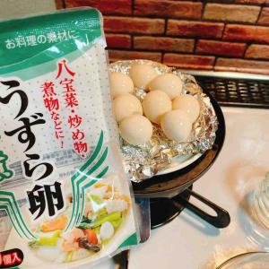 業務スーパーのうずら卵水煮を使って燻製作り