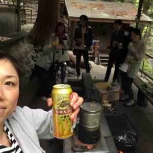 平成最後のキャンプ