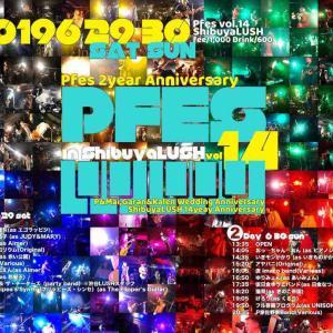 Pfes Vol.14 1日目@渋谷 LUSH