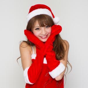 網膜に焼き付けた彼女からの待望のクリスマスプレゼント!