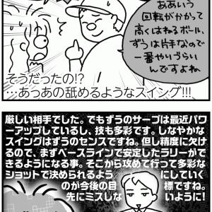 素人の目、玄人の目〈後編〉【テニ厨/Game.226】