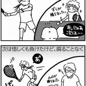 神の采配〈転句〉【テニ厨/Game.261】