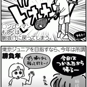 腑抜け【テニ厨/Game.313】