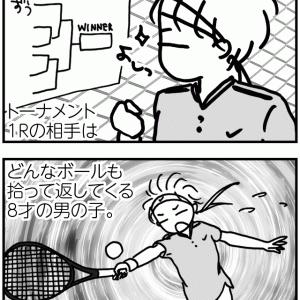 宵越しの自信?( ;∀;)【テニ厨/Game.337】