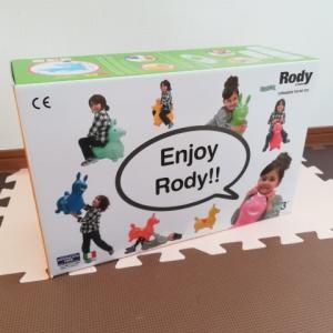 娘の誕生日に、人気のおもちゃ「ロディ」プレゼントしてみた