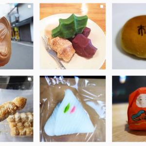 【instagram】旅先で出会ったお菓子たち