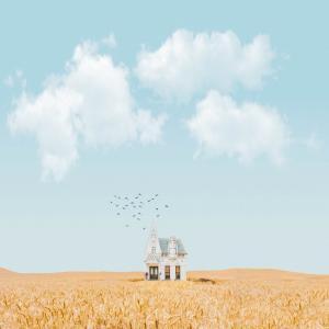 「家を建てる、家の建築、建築家」モチーフ作品特集