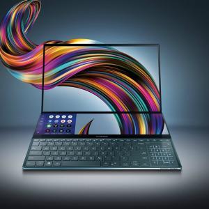 ZenBook Pro Duoが新しすぎて欲しすぎるから悪い所を探す