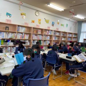 H小学校~味見読書の取り組み