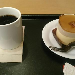 カフェ・ベローチェ 『プリンケーキ』