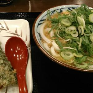 丸亀製麺 『玉子あんかけ etc.』