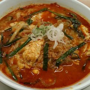 日高屋 『大宮担々麺』