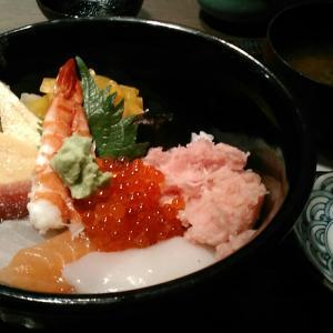 海鮮居酒屋 寿司の磯松 『ちらし寿司』