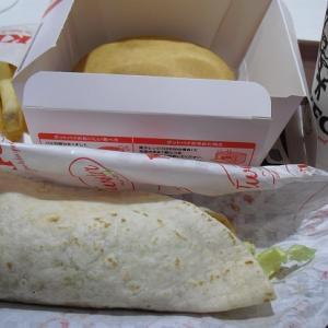 KFC『ツイスターセット&チキンクリームポットパイ』