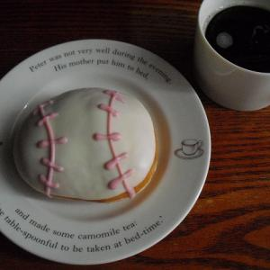 クリスピー・クリーム・ドーナツ 『ベースボールチョコクリーム』