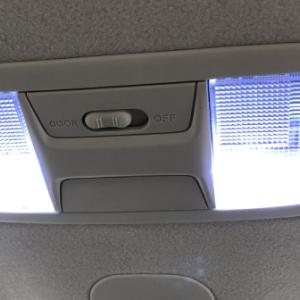 N-BOX ルームランプ LED化