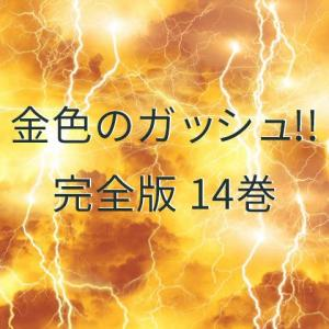 金色のガッシュ!! 完全版 14巻 -感想- ガッシュの口癖が変な理由