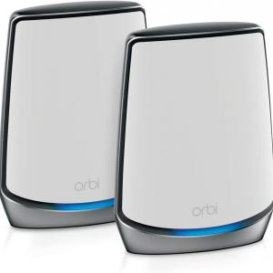 【Orbi Wi-Fi6 RBK852】Wi-Fi 6とWi-Fi5の速度を徹底比較【PS4 スイッチ iPhone 等々】