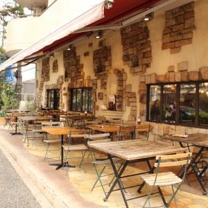 三軒茶屋で犬と一緒にランチ出来るレストラン~Cafe LA BOHEME(カフェ ラ・ボエム)~