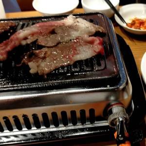 ピチピチくんと焼き肉と