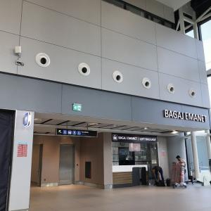 イスタンブル新空港からシャトルバス