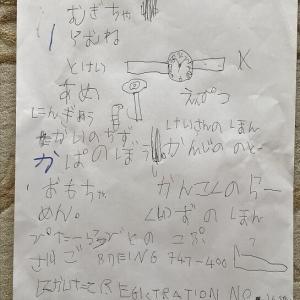 トルコにいる日本の子供のお土産希望の第一位が