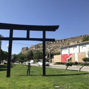 日本公園とポケスポット