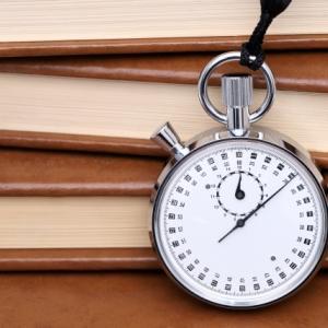 タイムプレッシャー的学習法は成績を飛躍させるぞ!