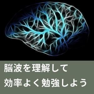脳波を理解して、効率よく勉強しよう