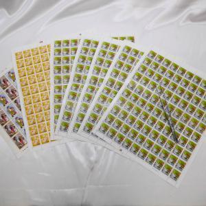 切手(シート多数)をお買取致しました☆堺市西区上野芝向ヶ丘町の買取店、堺買取センター