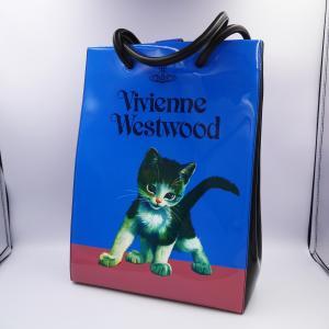 ヴィヴィアンウエストウッドのSLOANEキトゥントートバッグをお買取致しました☆堺買取センター