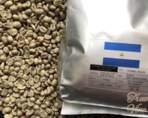 ニカラグアのコーヒー生豆をハンドピック&フライパン焙煎