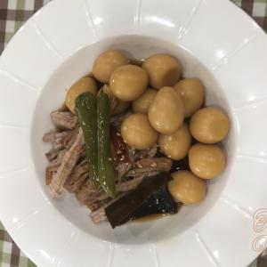 【韓国料理レシピ】本場の豚ひれ肉で作るチャンジョリム