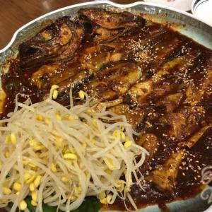 韓国の辛い魚料理ミョンテジョリム(명태조림)の食べ方