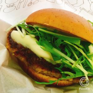 激旨っ!とびきりハンバーグサンド(きのこ&チーズ) - MOSBURGER(モスバーガー)