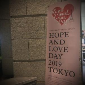 HOPE AND LOVE DAY ♡