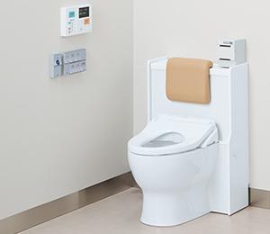 TOTOの尿流量測定装置 フロースカイを導入しております