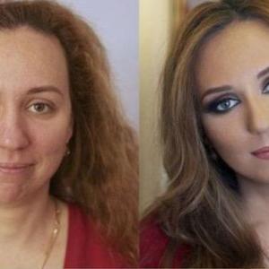 【こんなに変わる!】外人女性のメイク前とメイク後を比較してみた!