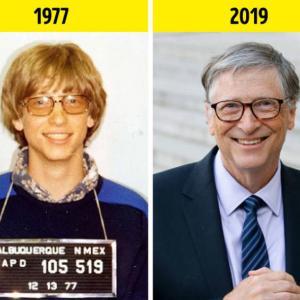 【どれだけ変わった?】億万長者がお金持ちになる前の写真を紹介!