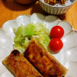 2021/01/20 今日の夕食