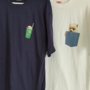 Tシャツが届きました(*^^*)
