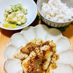 2021/09/09 今日の夕食