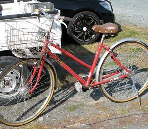 自転車の修理(こんな時だから。。。)2020.4.15