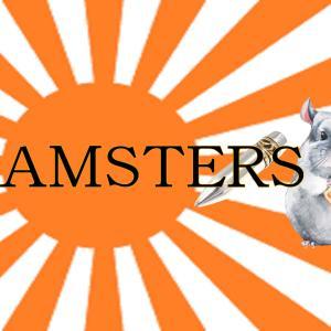 [お知らせ] HAMSTERSの仮ロゴについて