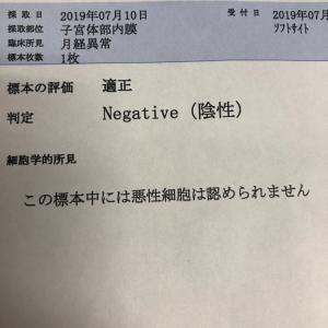 【健康】不正出血、子宮体がん検診②