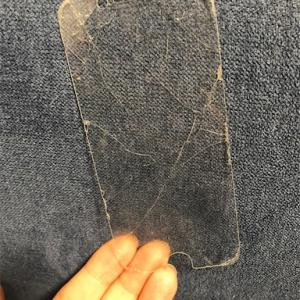 iPhoneの方必見☆おススメの携帯ガラスフィルム