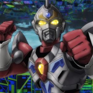 SSSS.GRIDMAN(グリッドマン)12話ネタバレ感想 電光超人グリッドマン登場!(最終回)