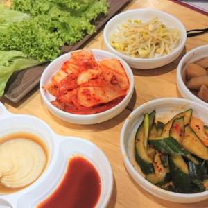 プラザシンガプーラで子連れランチ。韓国焼肉 Seorae